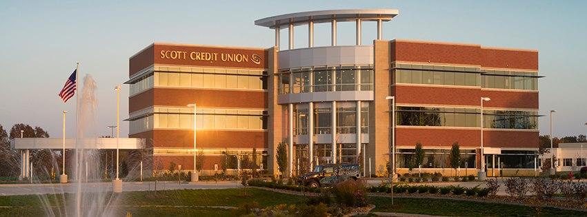 SCOTT CREDIT UNION HEADQUARTERS BUILDING
