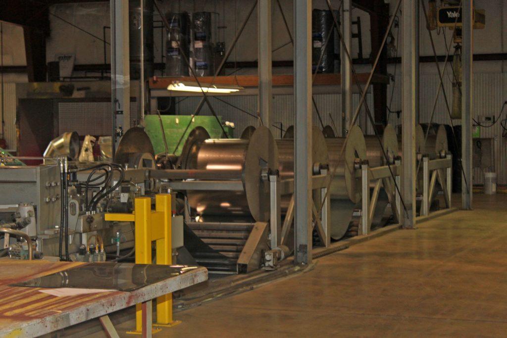 Sheet Metal Duct Fabrication 1